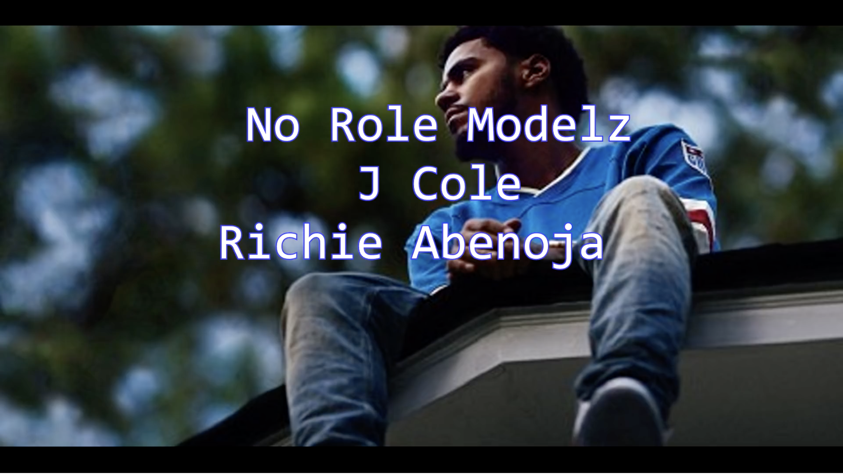 J Cole - No Role Models